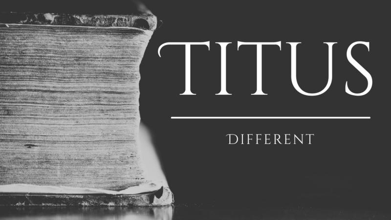Titus - Different