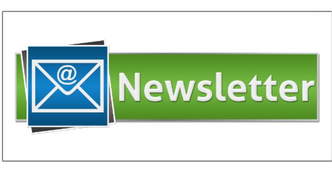 Newsletter - Aug. 29/21 image