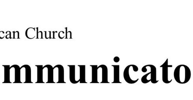 Fall Communicator image