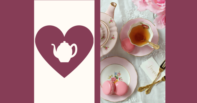 Ladies Tea Time and Crafts