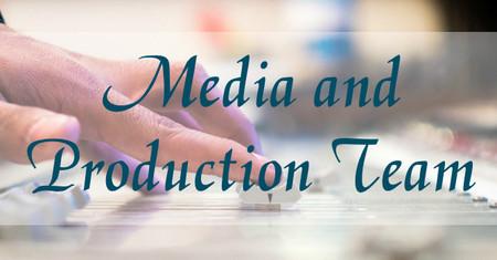 Help Needed! - Media Team