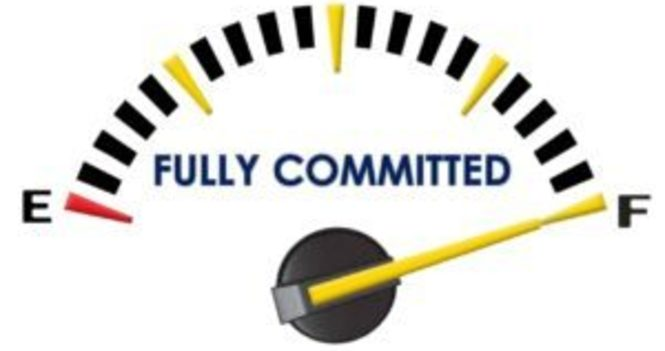 AM I FULLY COMMITTED...