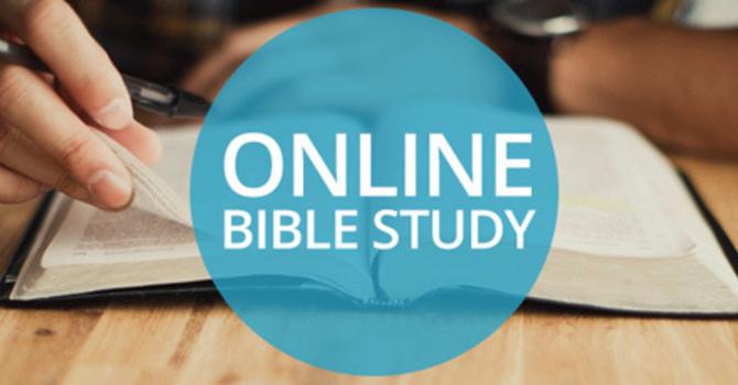 Two Online Bible Studies