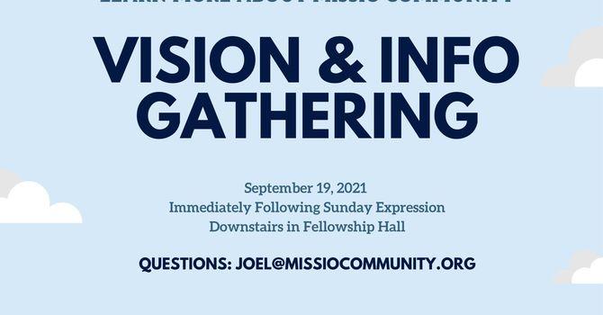 Vision & Info Gathering