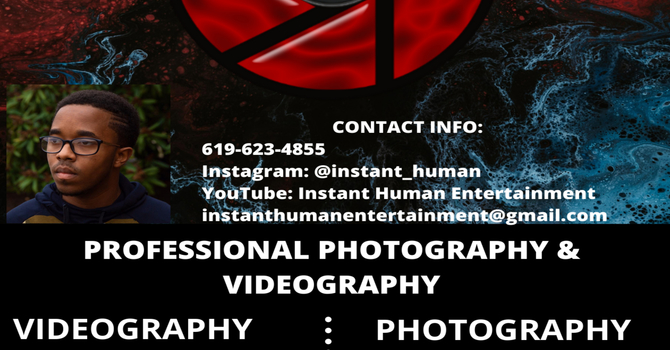 Instant Human Entertainment image