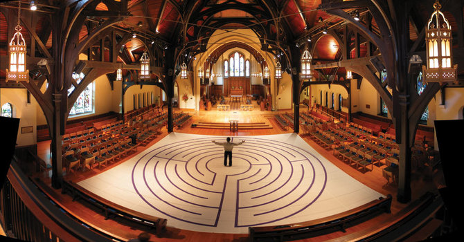 Labyrinth Week