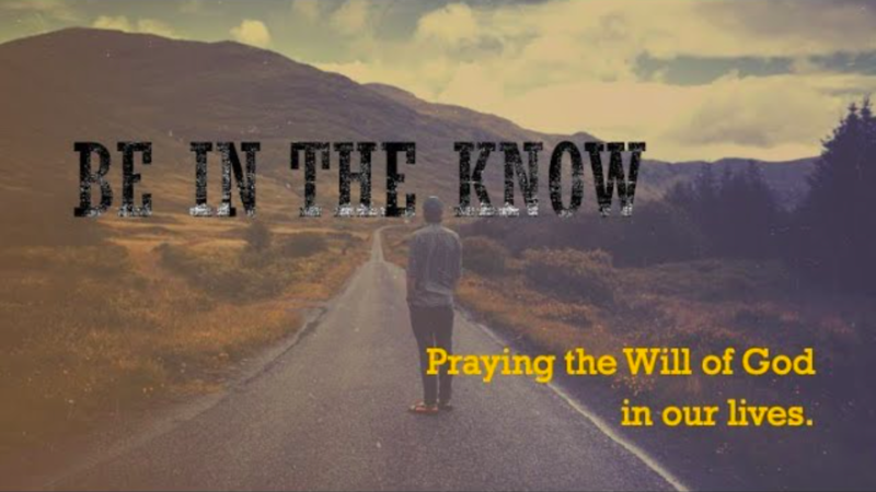Be In The Know (Part 2)