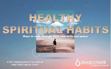 Healthy Spiritual Habits 2021