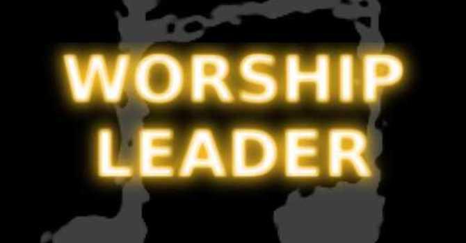 Worship Leader image