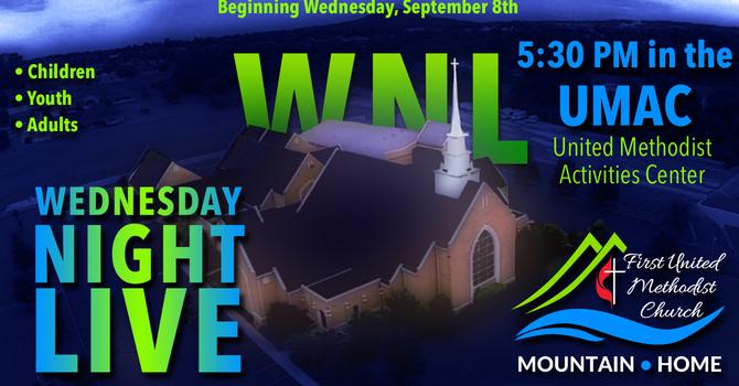 Wednesday Night Live image