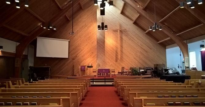 Sunday Morning Holy Communion