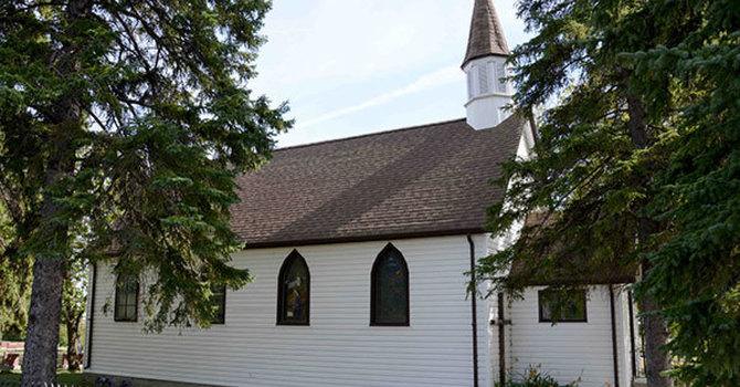 Christ Church, Stony Mountain