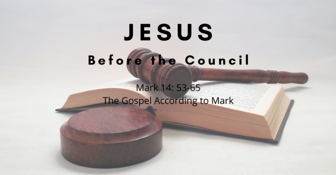 Jesus Before the Council