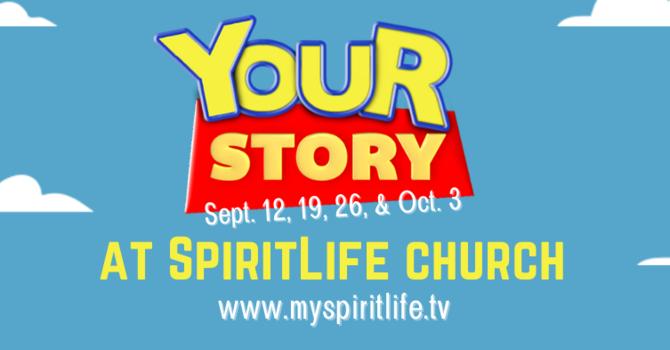Your Story @ SpiritLife (Modern Service)