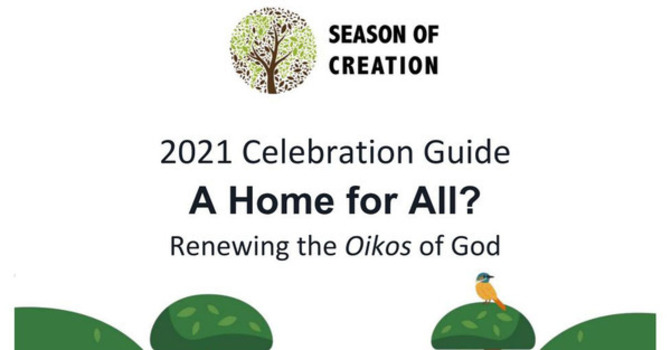 Season of Creation Begins September 1 image
