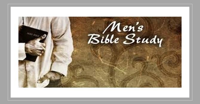 Men's Evening Study