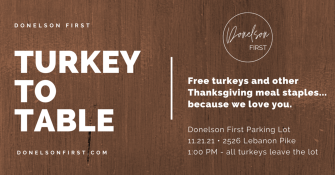 Turkey to Table