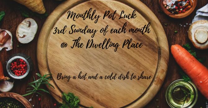 Monthly Pot Lucks