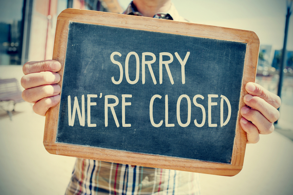 Office Closed September 6th