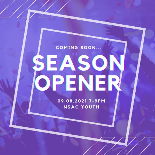 Season Opener