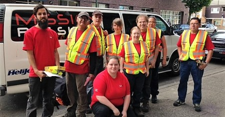 Local non-profits receive grant funding for street cleaning programs