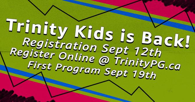 Trinity Kids image