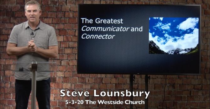 God Is The Greatest Communicator - PDF