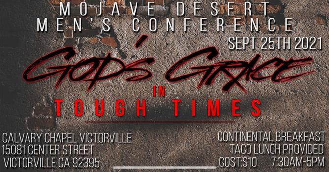 Mojave Desert Men's Conference