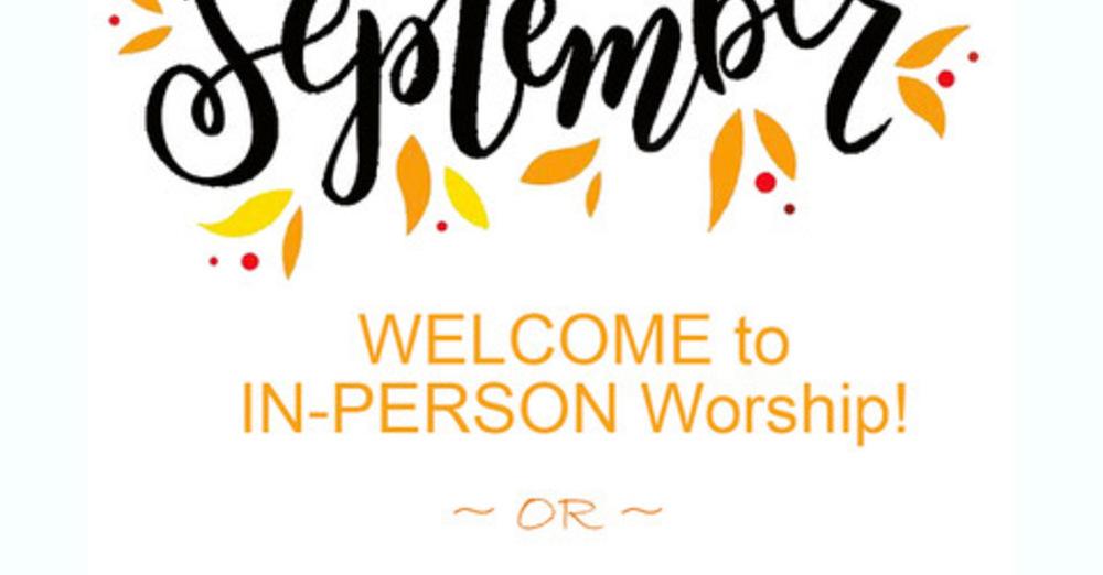 Outdoor Worship & Live Stream Worship