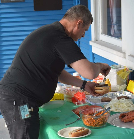 Day of the Seafarer BBQ