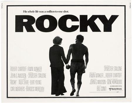 MovieNight @ St. Paul's presents ROCKY