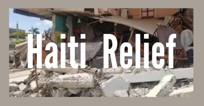 Haiti Relief image