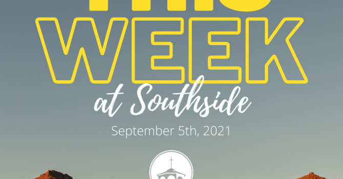 This Week at Southside (9.5.21) image