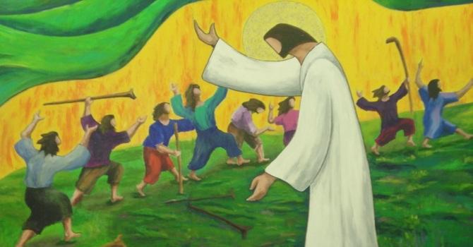 Bulletin: 14th Sunday After Trinity image