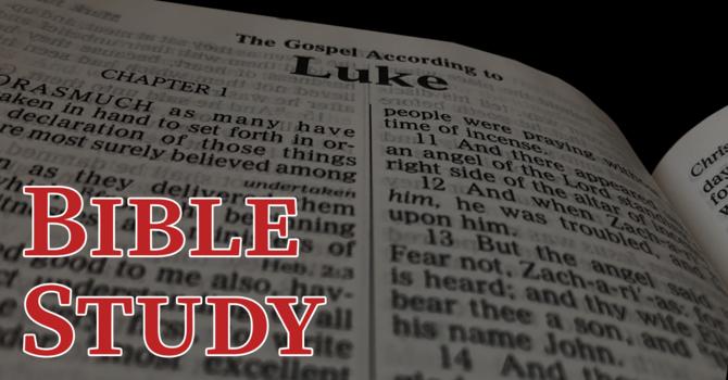 Mon. Evening Bible Study