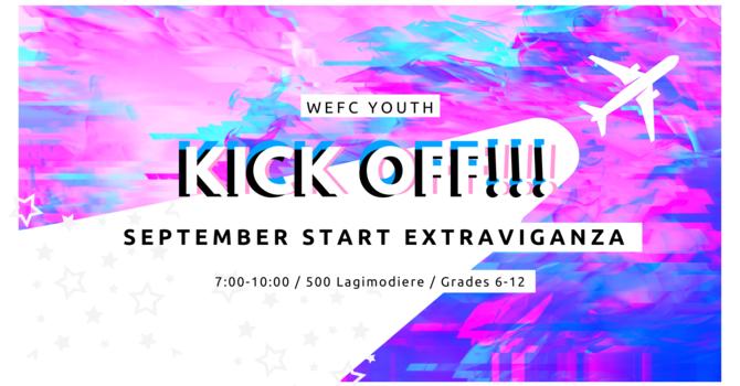 Youth Kick Off