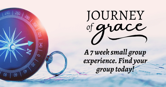 Journey of Grace Small Groups image