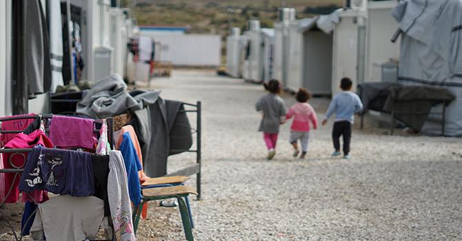 Afghan Refugee Information Sharing
