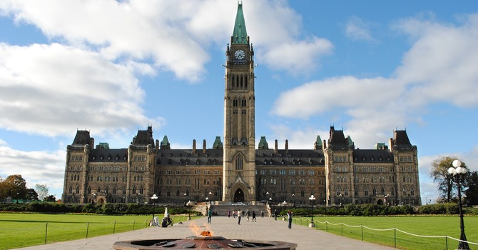 Church and State: Two United Church Ministers on their Role in Politics image
