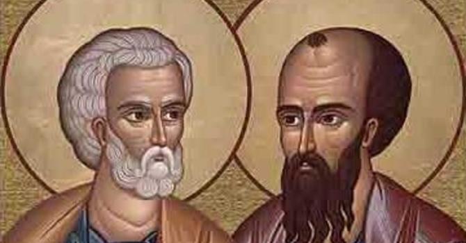 Feast of Sts Peter & Paul