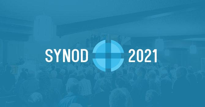Synod Update - September 3, 2021