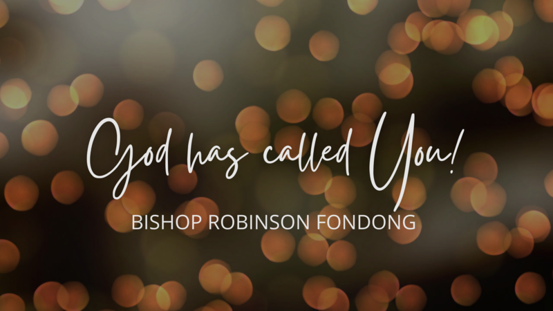 God has called YOU!