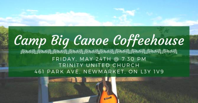 Camp Big Canoe Coffee House