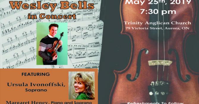 Wesley Bells in Concert