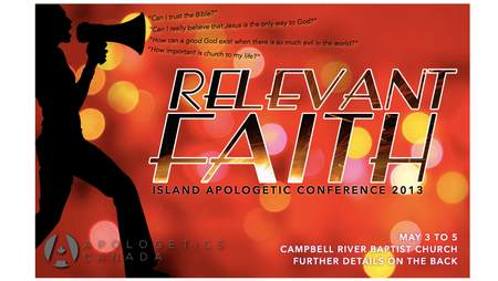 Island Apologetic Conference 2013