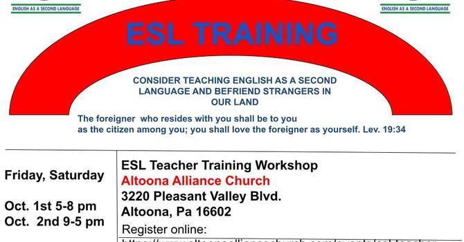 ESL Teacher Training Workshop