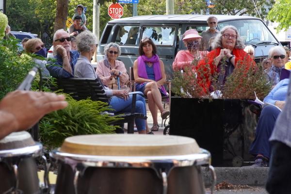 Revisit Last Saturday's Parking Lot Concert