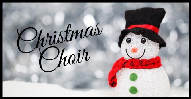 Christmas Choir 2021