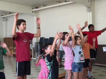 Everest Vacation Bible School a great week!