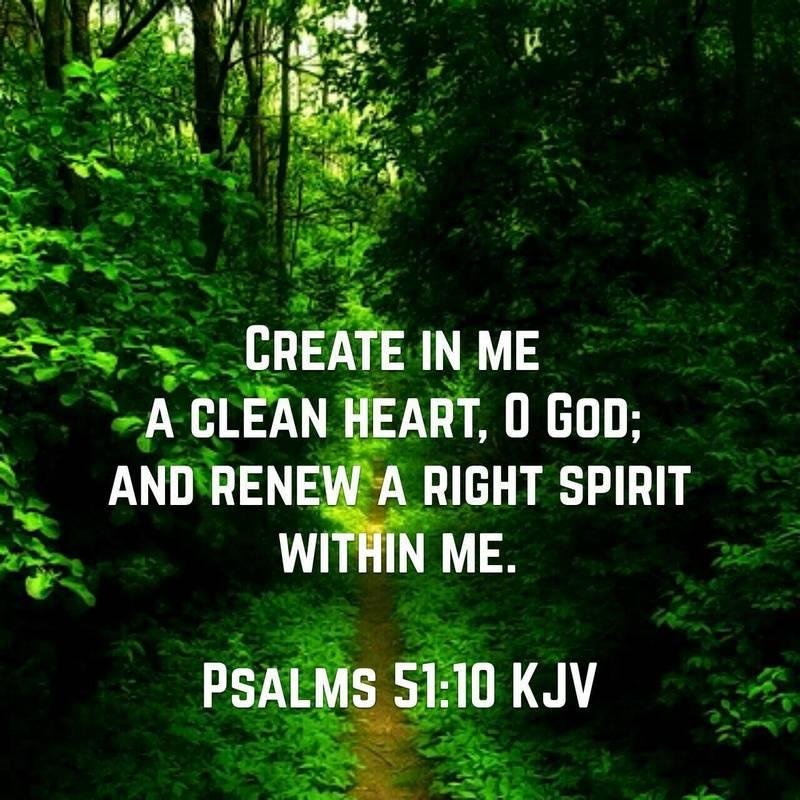 2021/08/29 Psalm 51